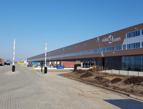 Nieuwbouw distributiecentrum VidaXL Venlo