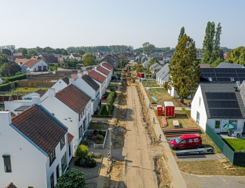 Reconstructie Baarstraat-Eind-Panheeldersteeg en Oude Trambaan te Thorn