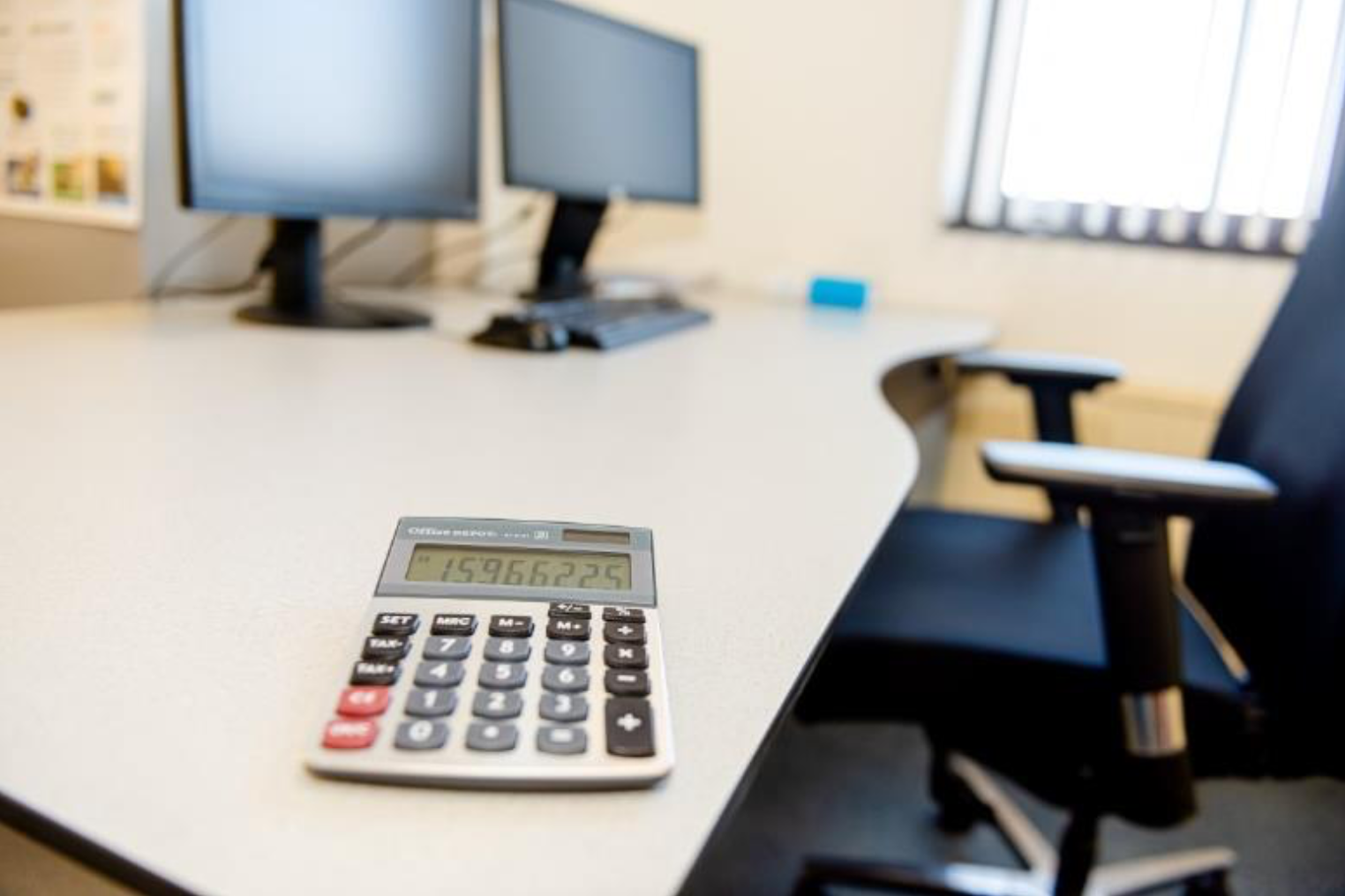 vacature calculator gww